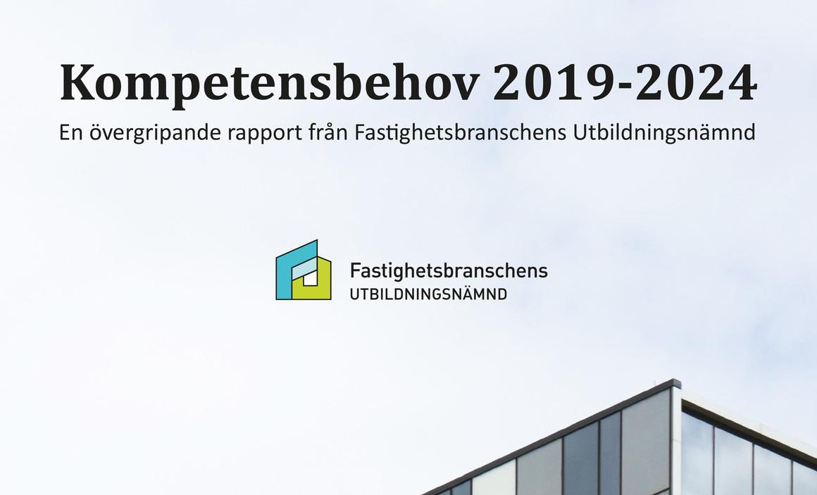 Ny rapport visar på fortsatt kompetensbrist inom fastighetsbranschen